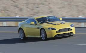 2015 Aston Martin V-12 Vantage S First Drive – Review – Car and Driver