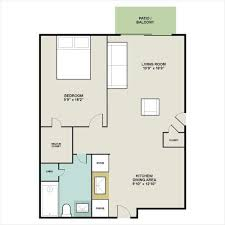 600 square foot floor plans south