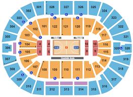Bok Center Seating Chart Tulsa