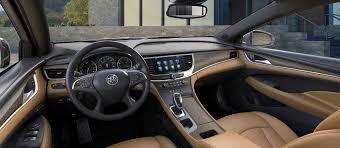 buick encore interior. photo showing the 2017 buick lacrosse premium fullsize luxury sedan interior in brandy with encore