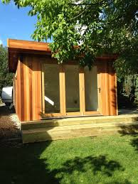 building a garden office. Build And Finishing Of Our Garden Office, Michael Has Proven Himself The Consummate Professional. Incorporating Bespoke Requirements Was A Breeze Building Office T