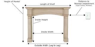premade fireplace mantels prefab fireplace mantel kits
