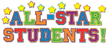 Star Student Chart All Star Students Bulletin Board Set Carson Dellosa