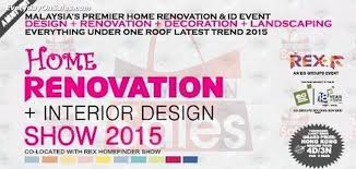 Small Picture Home Renovation Interior Design Show Malaysia 2015
