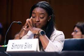 Simone Biles Slams FBI Failings in ...