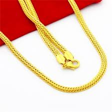 roman reigns real 24k gold yellow plated snack elegant necklace for party hiphop chain charm jewelry hip hop necklace gold necklace fashion necklace