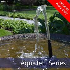 solar fountain submersible pump aquajet pro