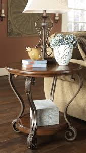 Buy Ashley Furniture T517 6 Nestor Round End Table