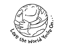 Small Picture 22 earth coloring page to print Print Color Craft