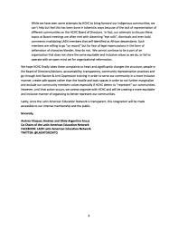 Board Resignation Letter Resignation Letter Board Of Directors Non Profit Cover Letter 18