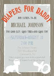 Diaper Shower Invitation Nappy Baby Shower Invites 19 Best Daddys Ideas Images On Luxurious