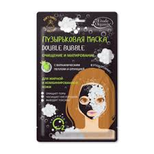Пузырьковая <b>маска для лица Etude</b> organix Очищение и ...