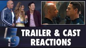 Fast & Furious 9 – Official F9 Trailer & Cast Reactions!