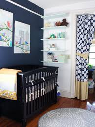 Nursery Bedroom Plan A Small Space Nursery Hgtv
