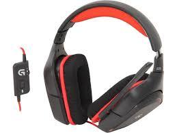 logitech g230 3 5mm connector circumaural stereo gaming headset logitech g230 3 5mm connector circumaural stereo gaming headset