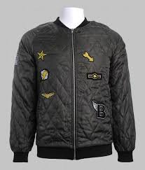 Bench Menu0027s Classic Corp Zip Through Tricot  Blue  ExantedietcomBench Mens Jacket