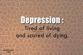Quotes About Depression Best Depression Quotes Sayings About Being Depressed Images Pictures
