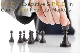 executive p g d in capital and financial markets post graduate diploma executive p g d in capital and financial markets