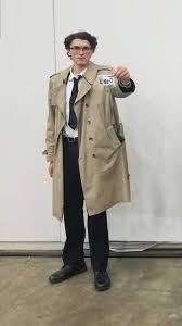 i went to my first comic con this last weekend in detroit and one of the characters i cosplayed was castiel i haven t posted in a while on here but i