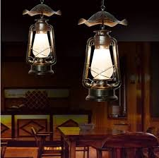 interior lantern lighting. village creative kerosene lantern droplight led vintage pendant light fixtures for dining room hanging lamp indoor interior lighting n
