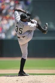 Florida Marlins: Dontrelle Willis and his high leg kick
