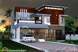 Eterior Design Modern Small House Architecture Building Plan Home Design  Kerala House Plans Home Decorating Ideas Interior Design