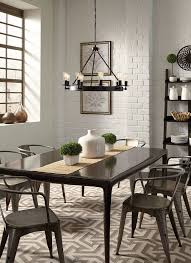 the ravenwood manor 9 light chandelier by seagull lighting can bring a stylish finish to your dining room
