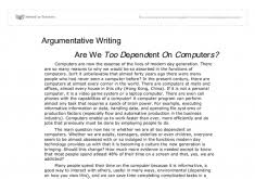 what is an argumentative essay example 165