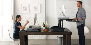 Home office standing desk Human Hamster Wheel Standing Desk Idea For Home Office Fitxclub Home Office Ideas For Men On Budget How To Design Office At Home