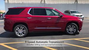 2018 chevrolet high country colors. Fine High 2018 Chevy Traverse Exterior High Country Ron Westphal Chevrolet Video In Chevrolet High Country Colors