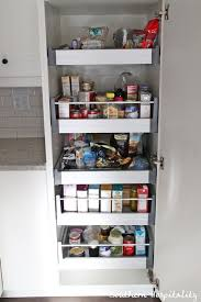 pantry pull out shelves ikea roll vesnajob pull out cabinet drawers ikea kitchen renovation cost breakdown ideas