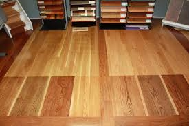 image of stain colors for hardwood floors sample