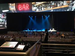 Park Theater At Park Mgm Section 304 Row L Seat 7