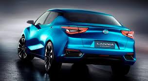 new car 2016 malaysia2014 Nissan Lannia Concept  Motor Trader Car News