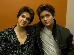 We speak to Brad and Connor from The Vamps in the dressing rooms ...