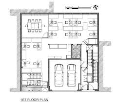 architectural drawings floor plans design inspiration architecture. Office Building Plans. Urban St Floor Plan Architecture Architectural Drawings Plans Design Inspiration T