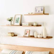 shelf wall unit decor 4 antique wooden