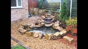 Small Picture Beautiful Garden waterfall design ideas YouTube