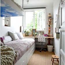 Kleine Schlafzimmer Einrichten Gestalten Schöne Schmales