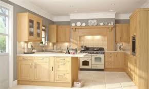 cabinet style. Light Oak Cabinet Style