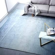 west elm area rugs shine wool rug blue lagoon