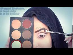 how to do arabic eye makeup 2016 how to do cut crease makeup tutorial