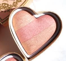 too faced sweethearts perfect flush blush in peach beach