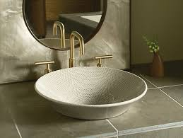 elegant kohler vessel sinks of k 2200 conical bell vessels sink kohler