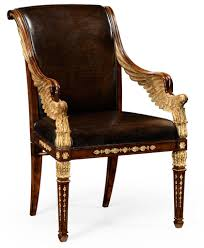 empire furniture | Empire style furniture. High end dining chair, accent  chair