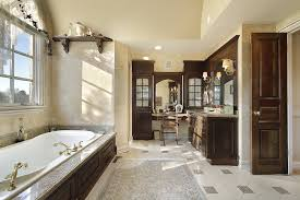 40 Large Luxury Master Bathrooms That Cost A Fortune In 40 Impressive Beautiful Master Bathrooms Exterior