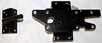 vinyl fence gate hardware. Black Vinyl Fence Gate Latch Hardware E