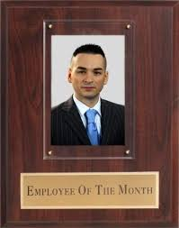 Employee Of The Month Photo Frame Employee Of The Month Frame Rome Fontanacountryinn Com