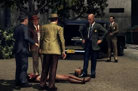 Game Review L A Noire Quirky Rockstar Classic Is Given A