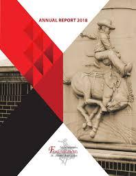 2018 Annual Report by Northwestern Foundation & Alumni Association - issuu
